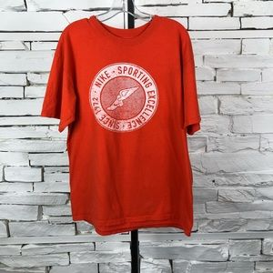 Nike Sporting Excellences Since 1972 T-Shirt 1221